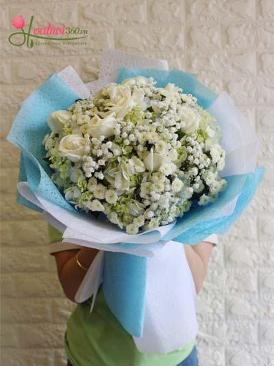 Dalat Hasfarm TPHCM-Cửa hàng hoa cao cấp