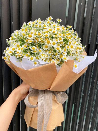 Bó hoa cúc tana - Chào ngày mới
