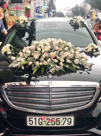 Xe hoa cưới - Ngày dịu dàng chung đôi